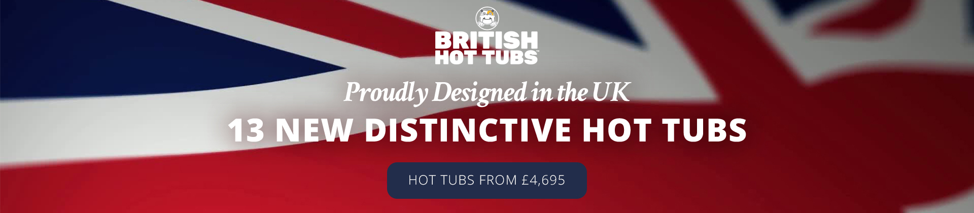 British Designed Hot Tubs