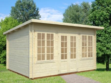 Cleveland 34mm Log Cabin