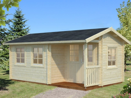 Oregon 1 44mm Log Cabin
