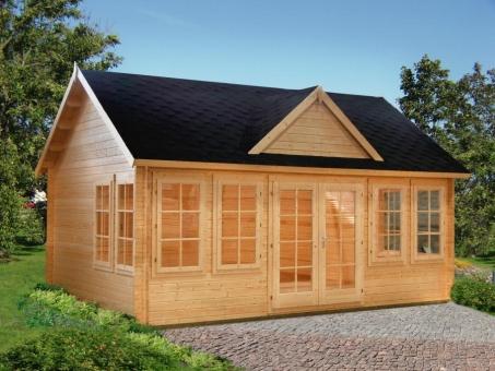 California 44mm Log Cabin