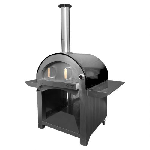 4 Pizze Wood Fired Pizza Oven Copper