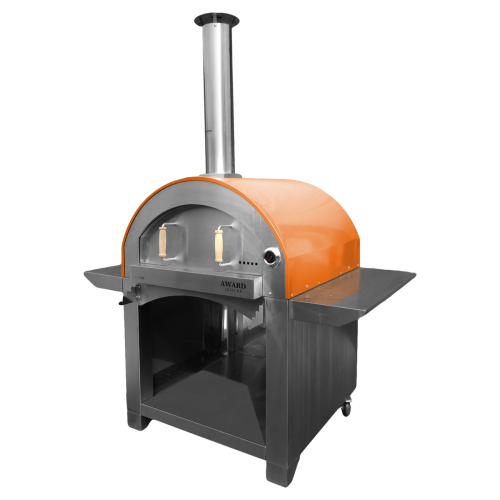 4 Pizze Wood Fired Pizza Oven