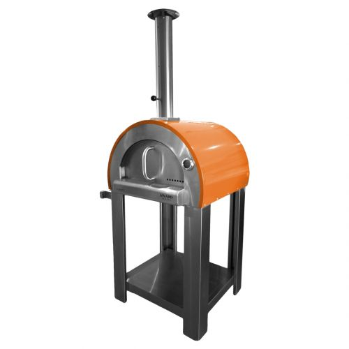 5 Minuti Wood Fired Pizza Oven Orange