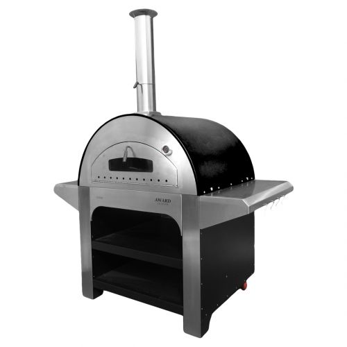 Allegro Wood Fired Pizza Oven Copper