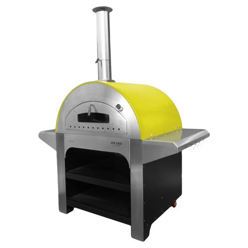 Allegro Wood Fired Pizza Oven Yellow