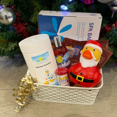 Basic Party Hot Tub Gift Hamper