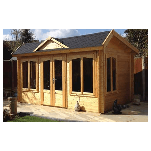 Brookhaven 34mm Log Cabin