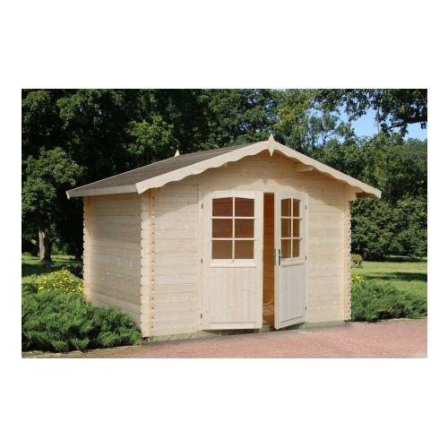 Columbus 2 28mm Log Cabin