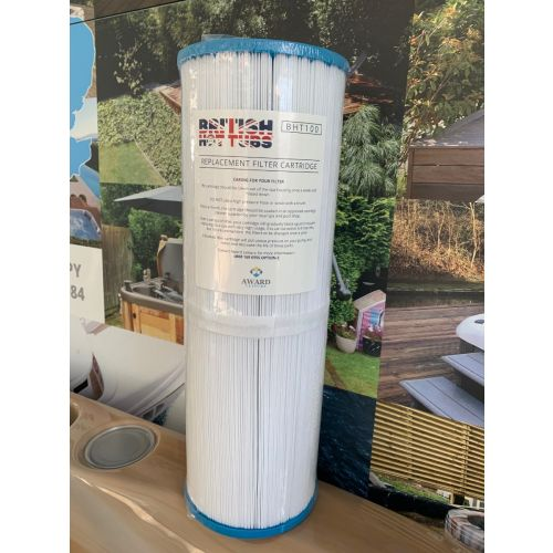 British Hot Tub Filter BHT100