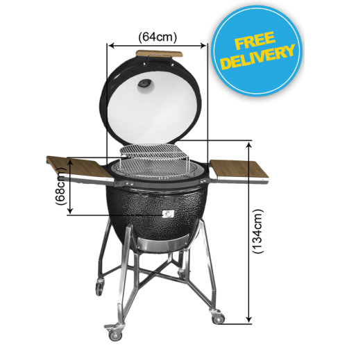 "27"" BBQ EGG GRILL OVEN"