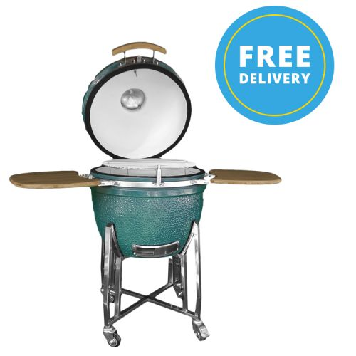 """24"""" BBQ EGG GRILL OVEN"""
