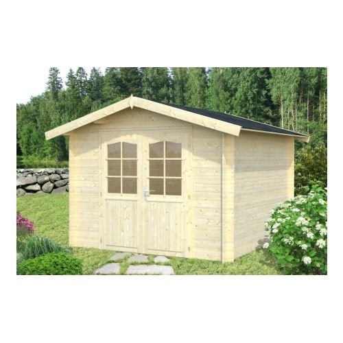 New Jersey 2 28mm Log Cabin
