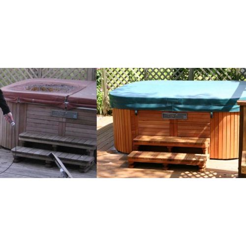 Hot Tub Rejuvenation - From £149