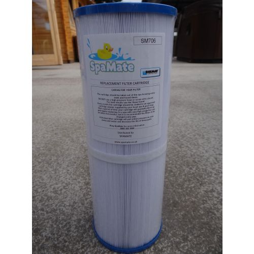 SM706 - 50 Sq Ft Filter for Vista Spas