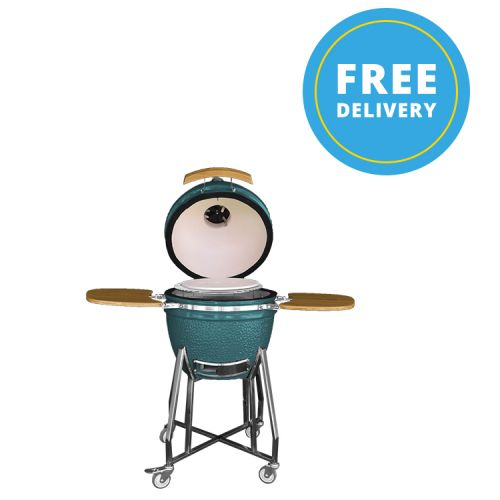"""18"""" BBQ Egg Grill Oven"""