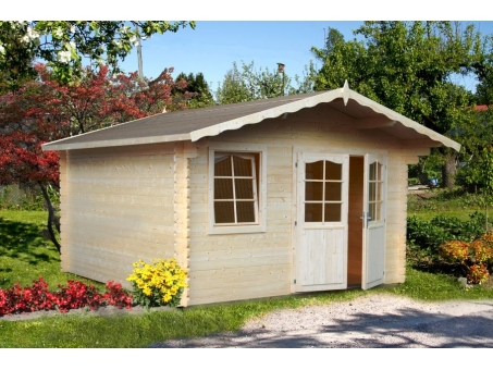 North Carolina 34mm Log Cabin