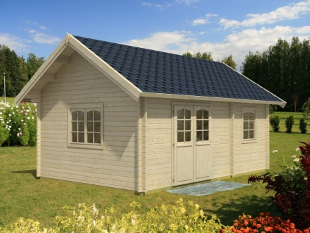 Orlando 44mm Log Cottage