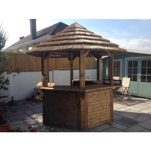 Tiki Bar 1 Gazebo