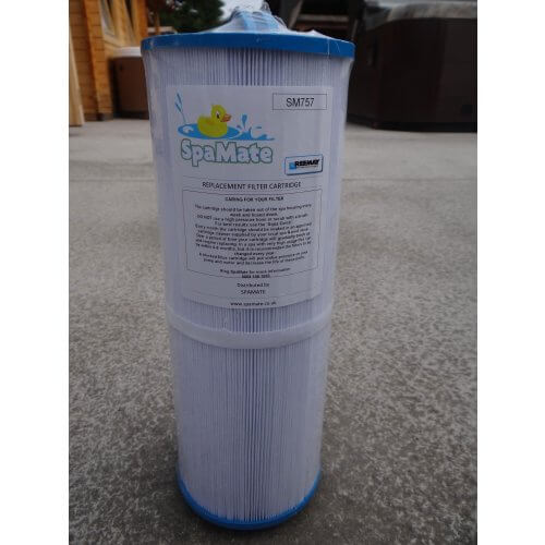SM757 - 50 sq ft filter for Silhouette Spas