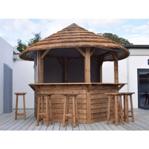 Tiki Bar 2 Gazebo