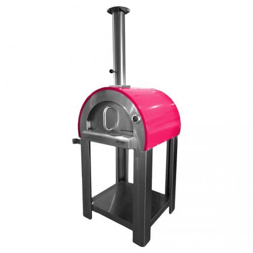 5 Minuti Wood Fired Pizza Oven Red