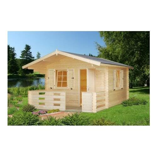 Dallas 34mm Log Cabin