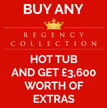 Affordable Hot Tubs | Regency Collection Spas
