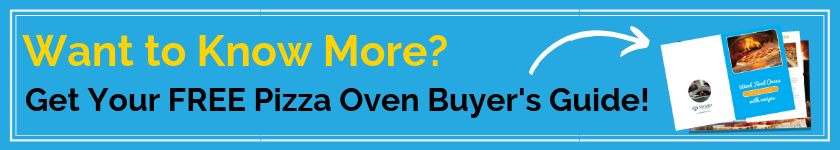 Download your Free Pizza Oven Buyers Guide