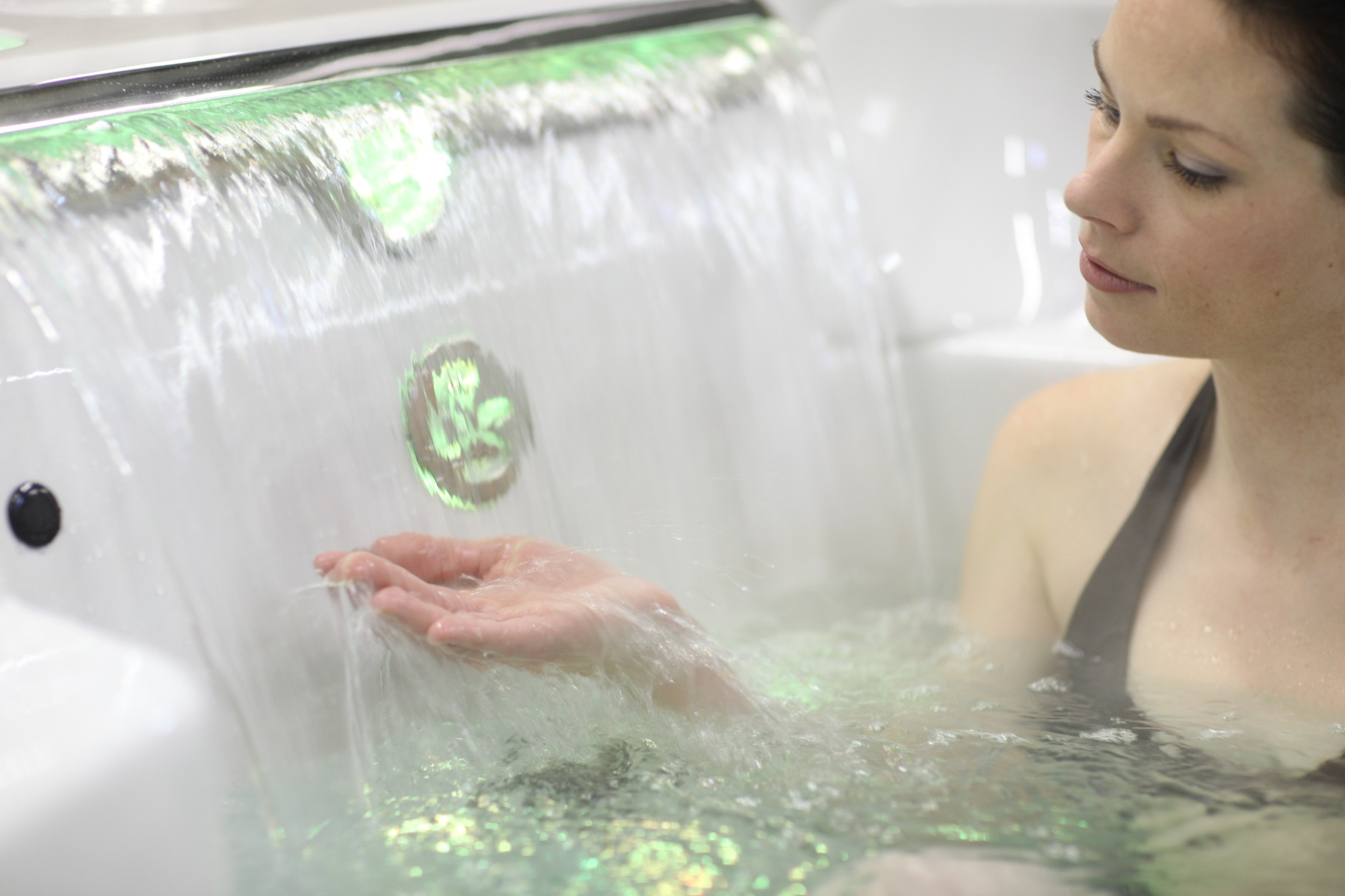 With your own private Hot Tub, you can enjoy the therapeutic benefits whenever you want!