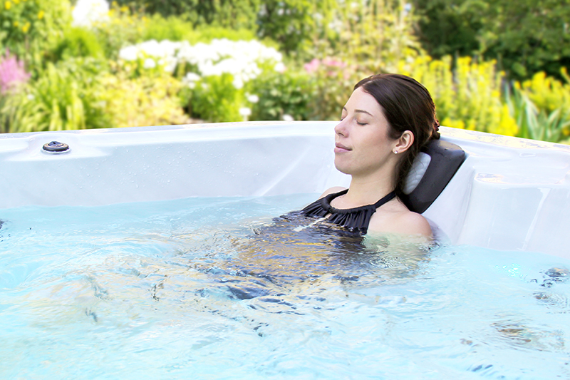 Coast Spas Wellness Therapy Seats & Impulse Jets