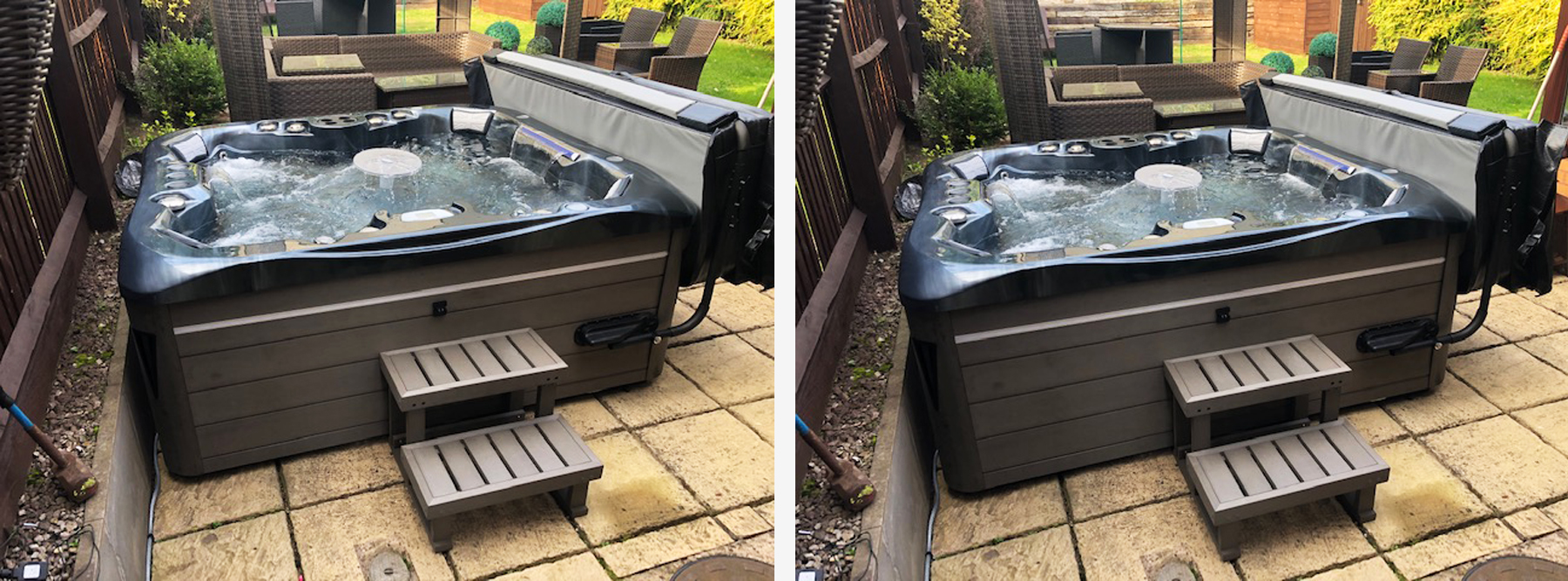 british hot tubs kensington installation