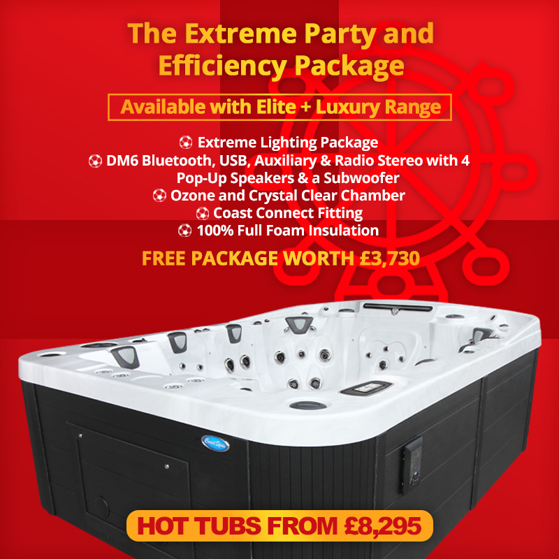 Elite and Luxury Hot Tub Offers