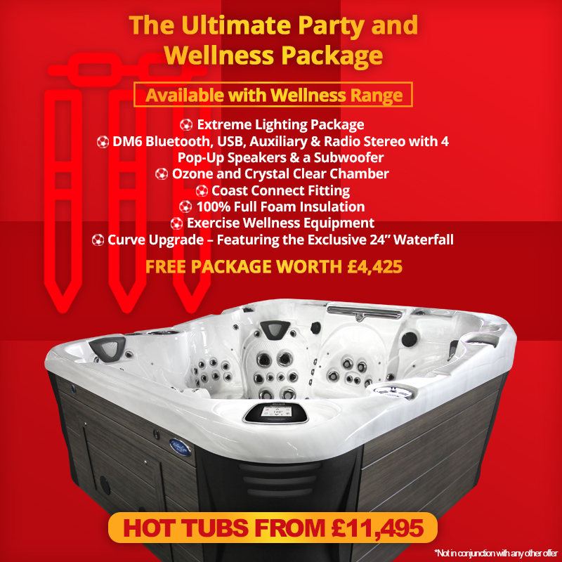 Wellness Hot Tub Offers