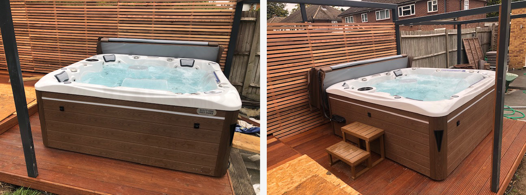 british hot tubs union installation