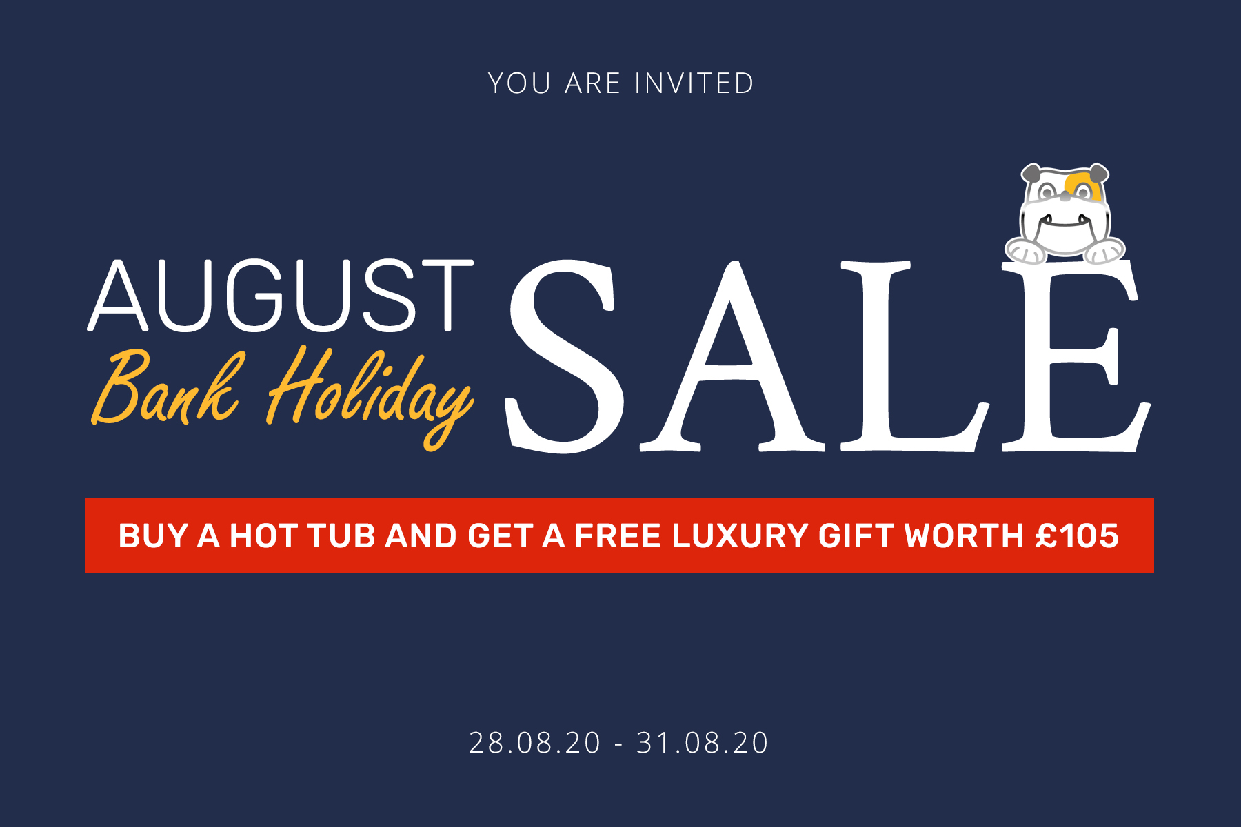 award leisure bank holiday sale