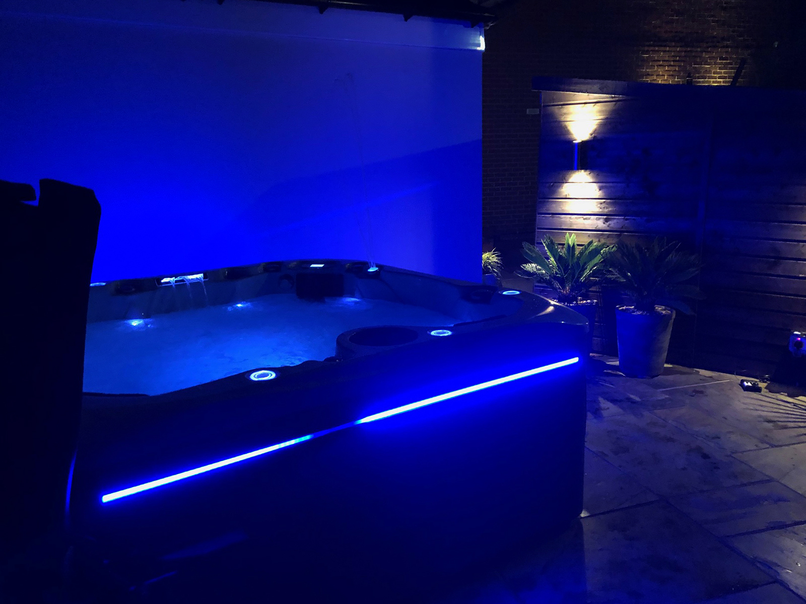 balmoral hot tub installations