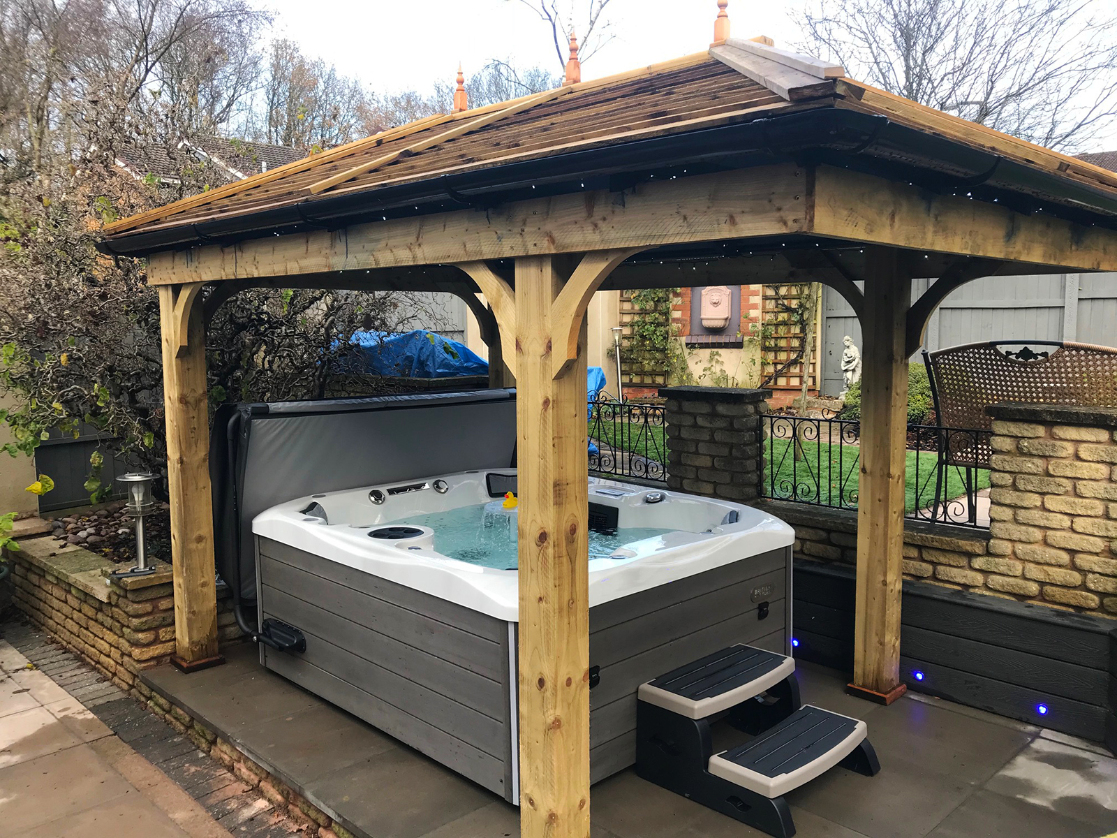 Westwood Hot Tub Installations
