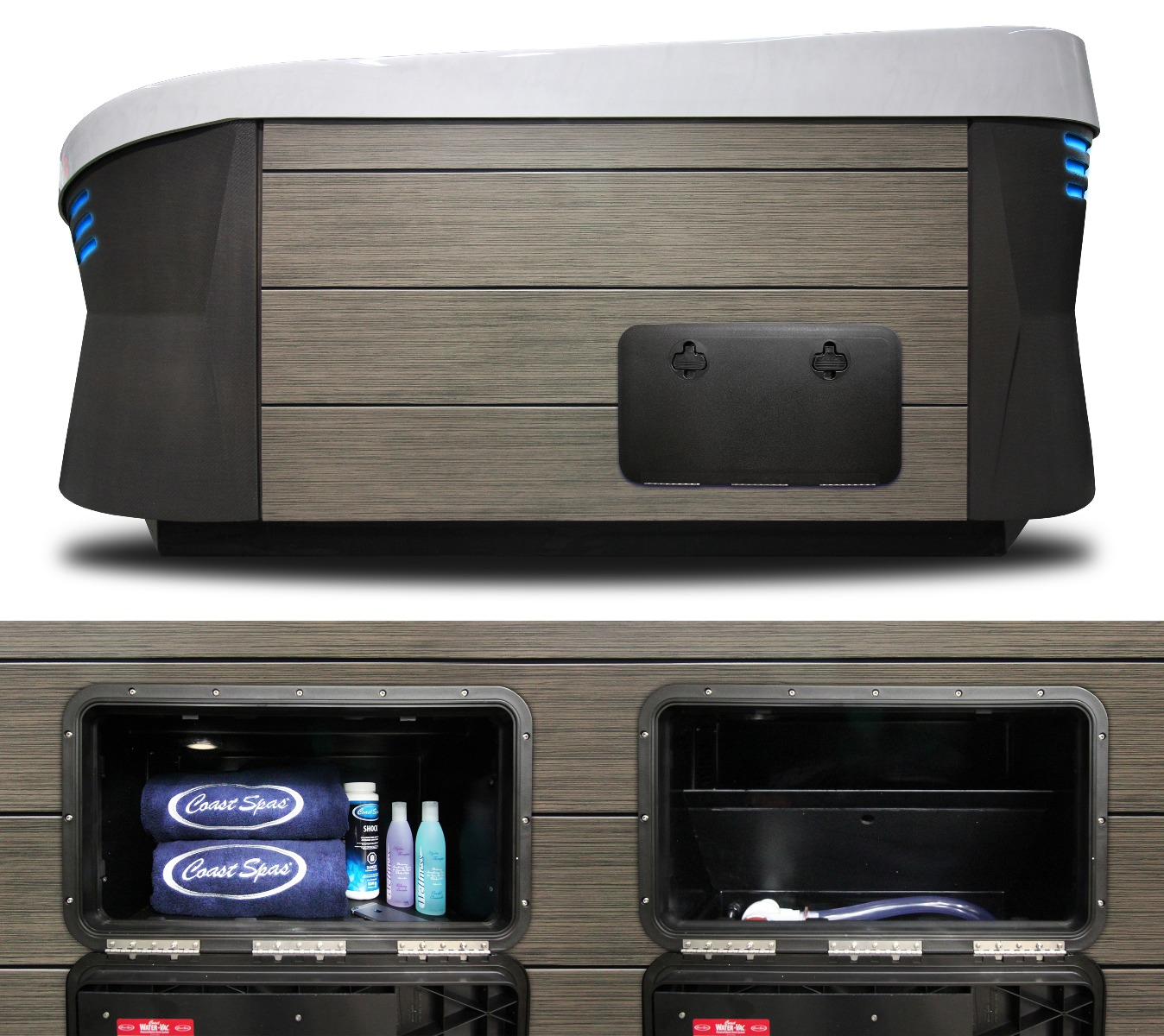 Coast Spas Hot Tub Cubby