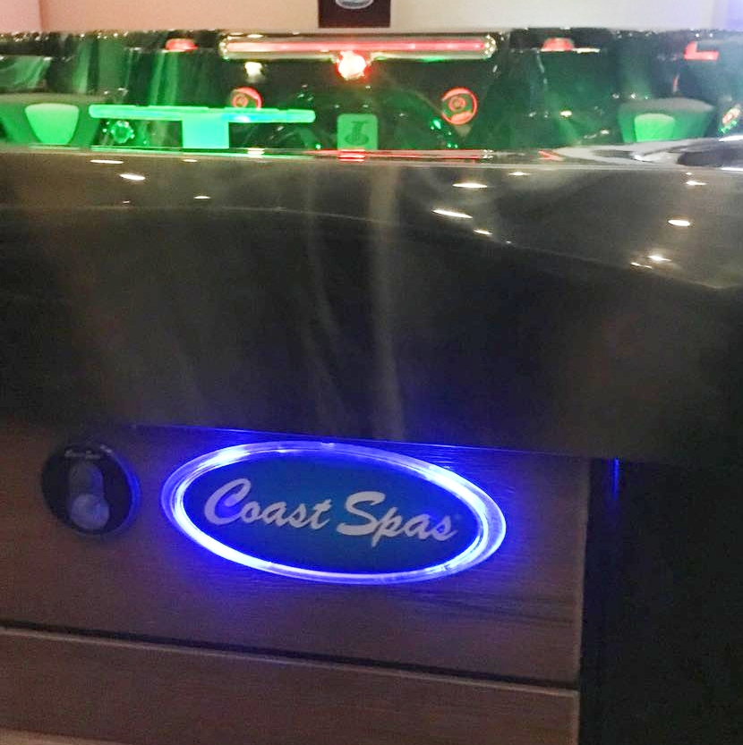 Coast Spas Hot Tub Status Light