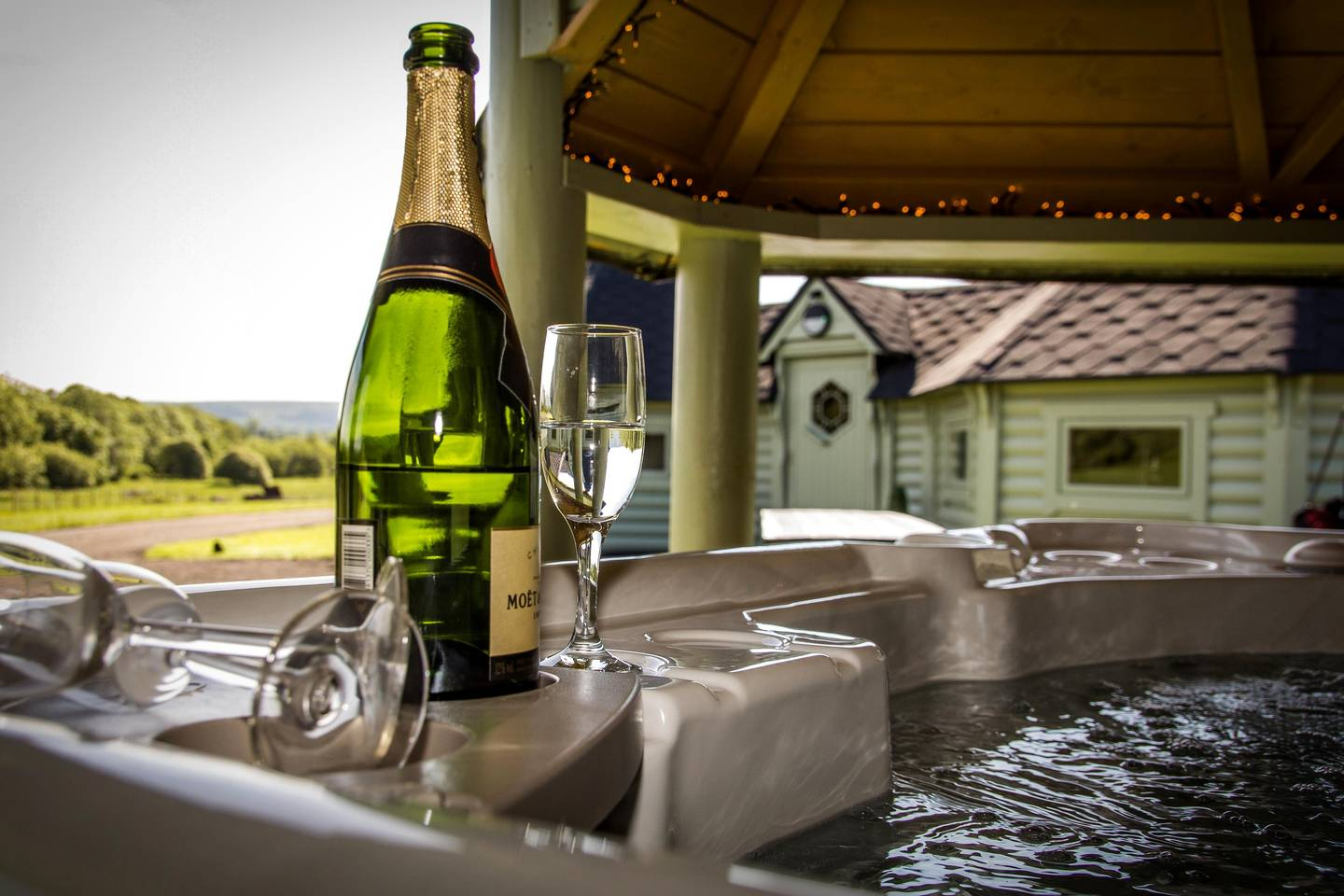 Hot Tub holidays in Loch Lomond and the Trossachs National Park