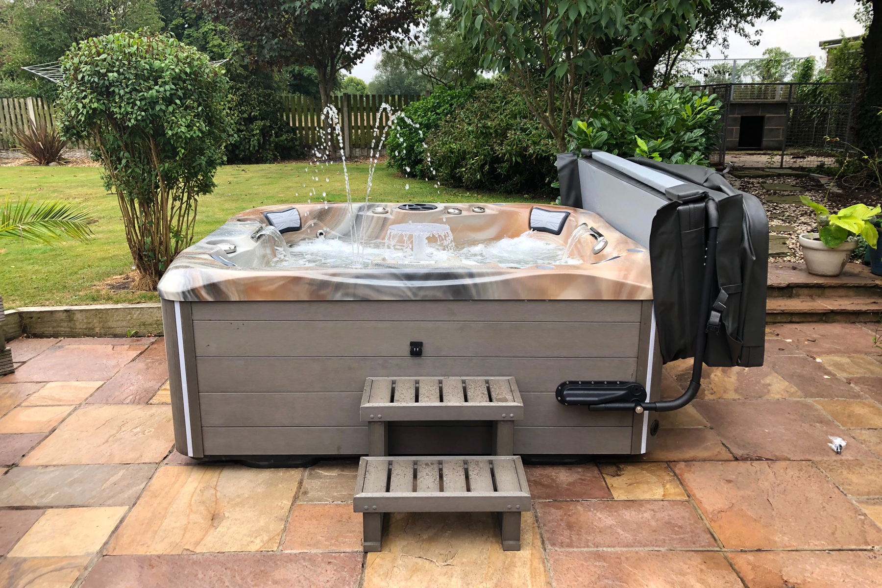 Westwood Hot Tub