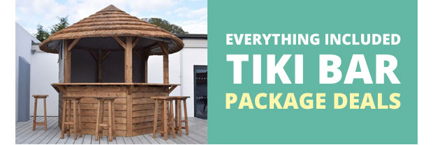 Tiki Bar Package Deals