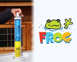 Self Cleaning Frog System
